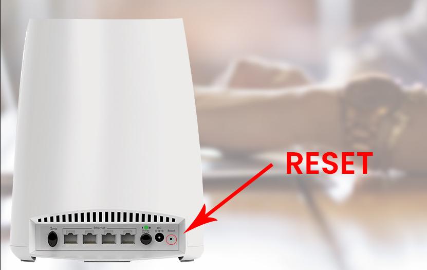 How Orbi Factory Reset Works stepsto fix orbi router reset orbilogin